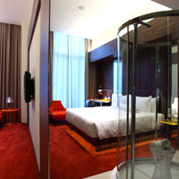 Singapore boutique hotels, Klapsons room image