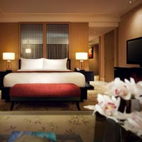 Singapore casino hotels, Marina Bay Sands Resort room