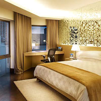Singapore boutique hotels, Naumi rooms are residential in feel