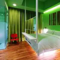 Singapore boutique hotels review, New Majestic