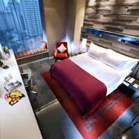 Singapore boutique hotels, Quincy