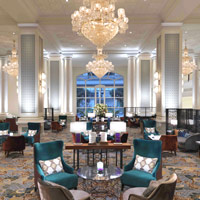 InterContinental sported a tasteful new-look lobby by June 2016