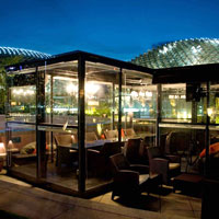 Singapore bars and nightlife, Orgo, rooftop cocktails