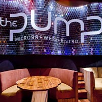 Singapore nightlife, Pump Room at Clark Quay is a fun meeting point