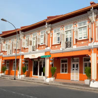 Singapore boutique hotels, Naumi Liora