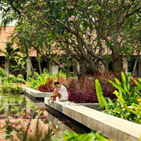 Child friendly Singapore hotels with MICE facilities, The Sentosa