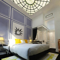 Singapore heritage hotels, Sofitel So room