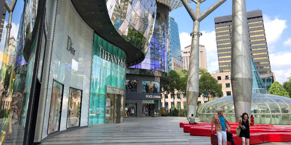 Singapore shopping guide to malls and designer brands