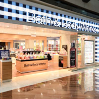 Bath & Bodyworks store at Marina Bay Shoppes