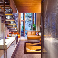 Cool Singapore boutique hotels, M Social's Bigger room