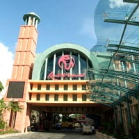Singapore casinos, Resorts World Sentosa, photo by Ivy Tsang