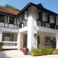 Singapore colonial hotels for heritage stays, Villa Samadhi