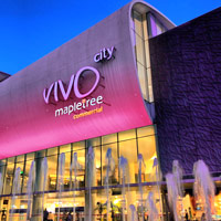 Vivo City is one of Singapore's largest retail store options