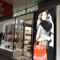 Singapore shopping guide, Michael Kors at Scotts Square