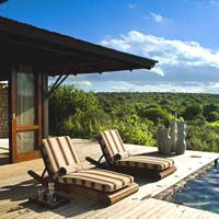 South Africa safari luxury lodge, Kwandwe
