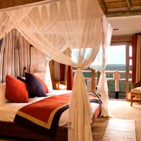 South Africa luxury resorts, Ulusaba Rock Lodge