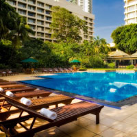 Colombo business hotels review, Cinnamon Grand