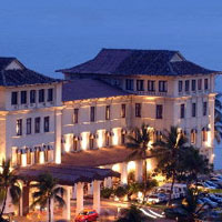 Colombo heritage hotels, Galle Face