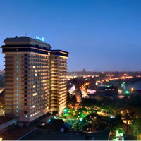 Colombo business hotels, Hilton