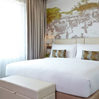 Neat OZO room - a good value Colombo hotel pick