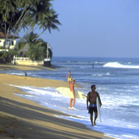 Sri Lanka beaches - acres of sun and fun