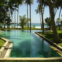 Sri Lanka luxury beach resorts, The Beach House, Taprobane Collection