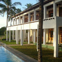 Sri Lanka resorts, Turtle Bay is an informal getaway