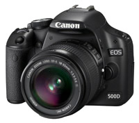 Digital Cameras review - Canon EOS 500D is a top performer