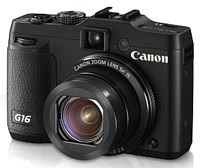 The Canon Powershot G16 is an editors' choice pick