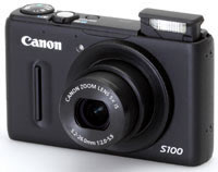 Digital Cameras review - Canon S100 review