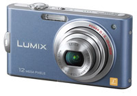 Best Digital Cameras reviewed - Panasonic Lumix FX60