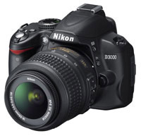Review of the Nikon D3000