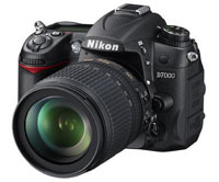 DSLR camera reviews, how does the Nikon D7000 compare vs the Canon EOS 60D