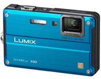 Tough and waterproof digital Cameras review - Panasonic Lumix DMC TS2