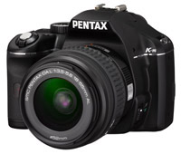 Digital Cameras reviewed - Pentax K-m