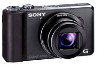 Digital Cameras review - SONY Cyber-shot DSC-HX9V is a top choice