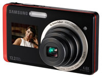 Samsung ST500 is a compact digital camera that will turn heads