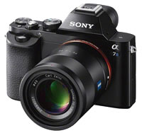 SONY Alpha 7s is great in low light and offers up to ISO400,000