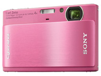 Our pick of Ultra Compact Digital Cameras - SONY CyberShot DSC-TX1
