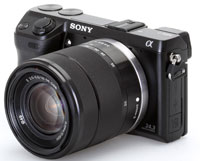 Digital cemra reviews, SONY NEX7