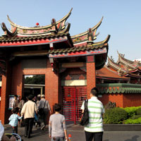 Taipei fun guide, Hsin Tien Kong temple