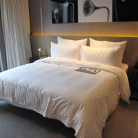 Taipei luxury hotels, roomy Le Meridien