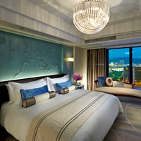 New Taipei business hotels, Mandarin Oriental's City Suite