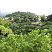 Taipei spas and hot springs around Beitou