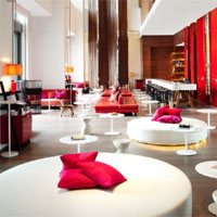 Cool bars in Taipei, try the Woobar at W Hotel