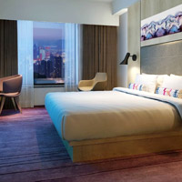 Funky hotels in Taipei and Beitou, Aloft