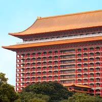 Grand Hotel, Taipei business hotel