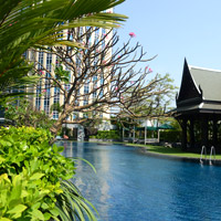 Top Bangkok conferences hotels, The Athenee Hotel Bangkok, The Luxury Collection