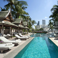 Corporate meetings in Asia, Peninsula Bangkok is riverside