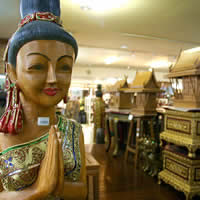 Narai Phand Thai handicrafts